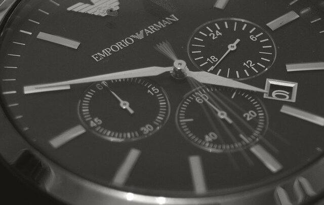 Orologio Armani